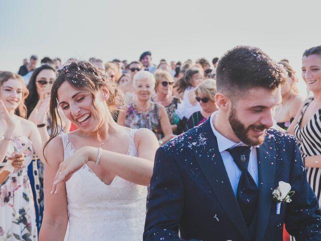 Il matrimonio di Lorenzo e Giulia a Viareggio, Lucca 37
