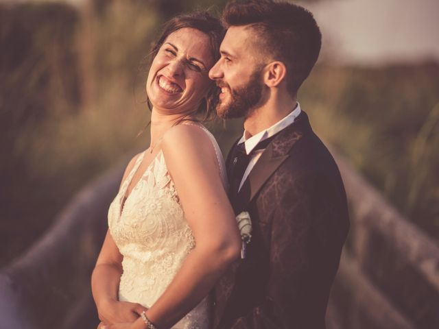 Il matrimonio di Lorenzo e Giulia a Viareggio, Lucca 42