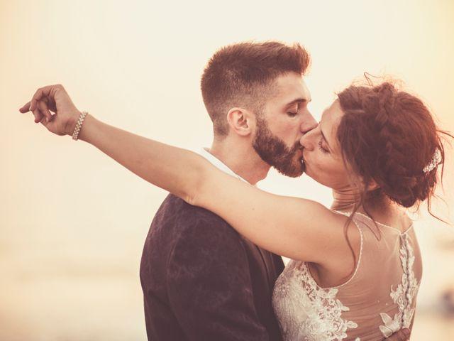 Il matrimonio di Lorenzo e Giulia a Viareggio, Lucca 49