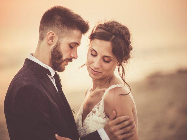 Il matrimonio di Lorenzo e Giulia a Viareggio, Lucca 50