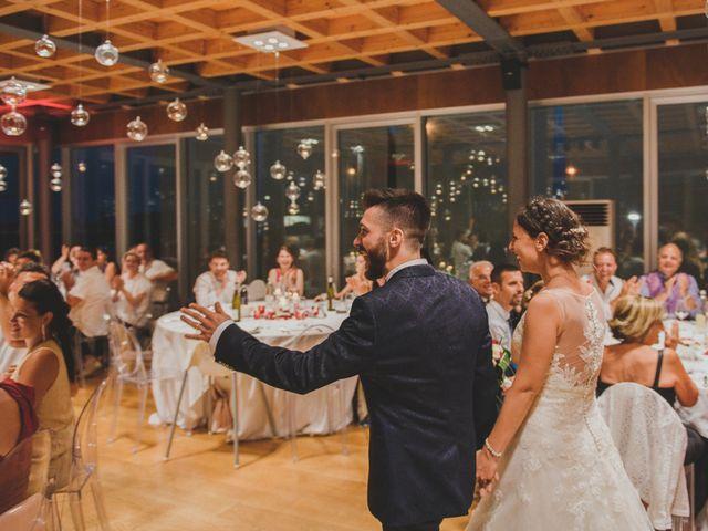 Il matrimonio di Lorenzo e Giulia a Viareggio, Lucca 57