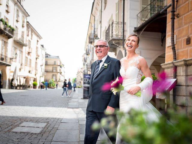 Il matrimonio di Roberto e Mara a Cuneo, Cuneo 22