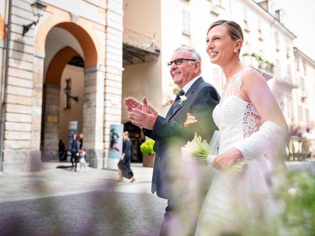 Il matrimonio di Roberto e Mara a Cuneo, Cuneo 23