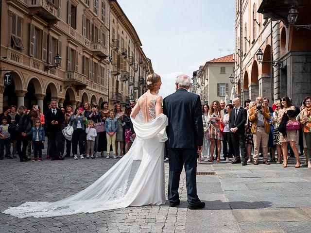 Il matrimonio di Roberto e Mara a Cuneo, Cuneo 24