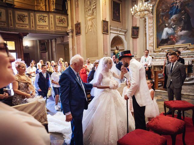 Il matrimonio di Riccardo e Jessica a Nichelino, Torino 14