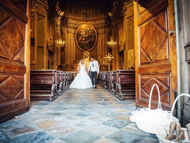 Il matrimonio di Riccardo e Jessica a Nichelino, Torino 18