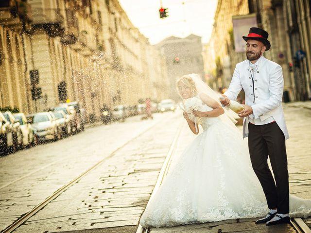 Il matrimonio di Riccardo e Jessica a Nichelino, Torino 20
