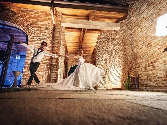 Il matrimonio di Riccardo e Jessica a Nichelino, Torino 35