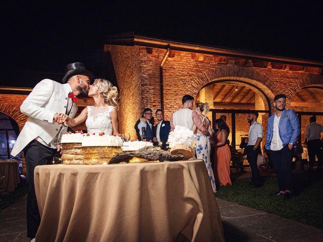 Il matrimonio di Riccardo e Jessica a Nichelino, Torino 36