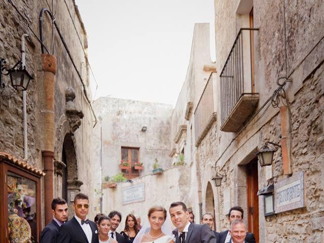 Il matrimonio di  Giuseppe e Chiara a Trapani, Trapani 6