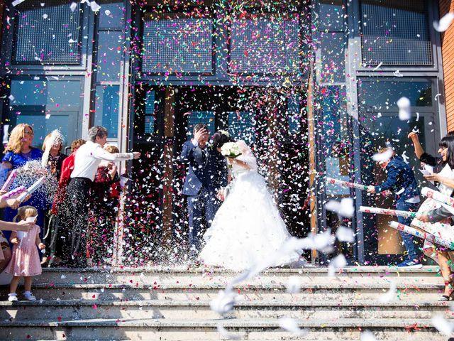 Il matrimonio di Andrea e Valeria a Brescia, Brescia 12