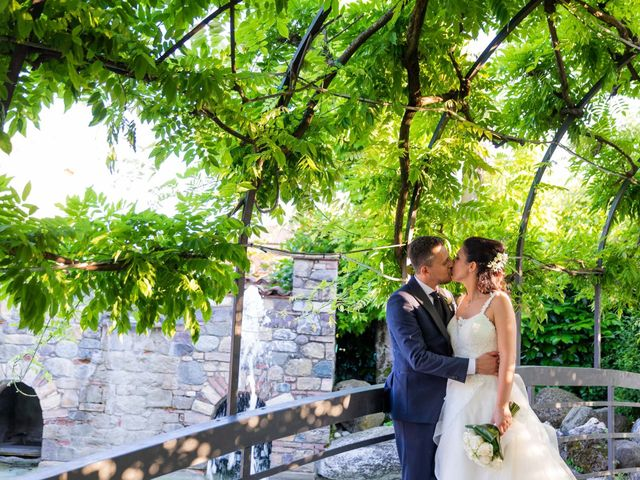 Il matrimonio di Andrea e Valeria a Brescia, Brescia 14