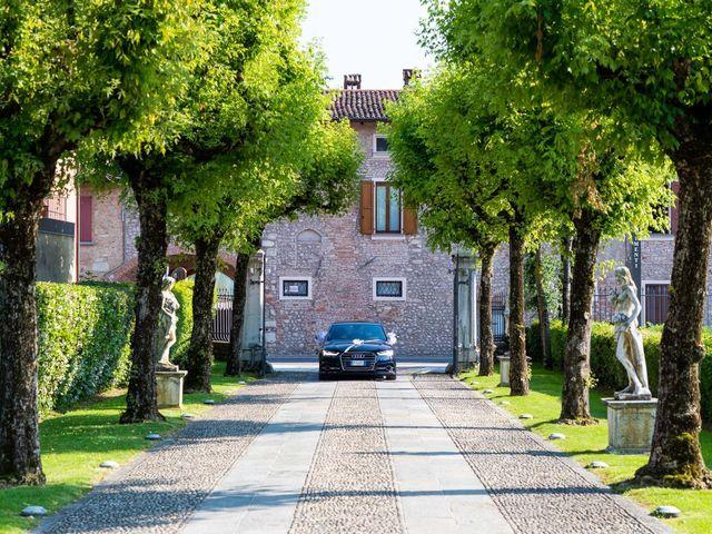 Il matrimonio di Andrea e Valeria a Brescia, Brescia 22