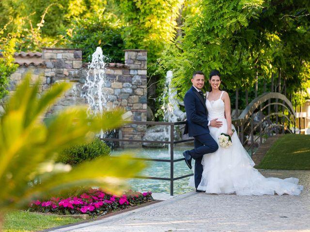 Il matrimonio di Andrea e Valeria a Brescia, Brescia 26