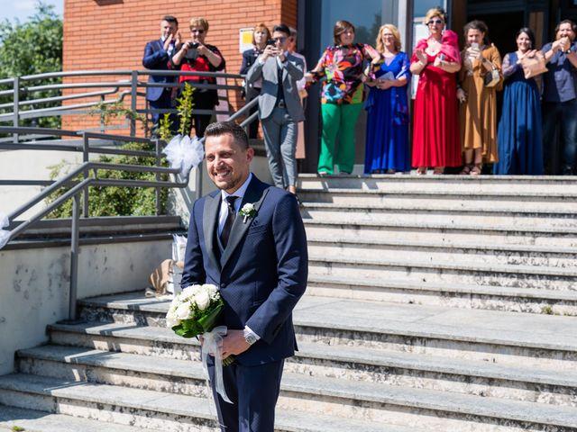 Il matrimonio di Andrea e Valeria a Brescia, Brescia 30