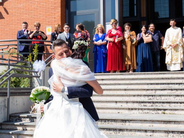 Il matrimonio di Andrea e Valeria a Brescia, Brescia 31