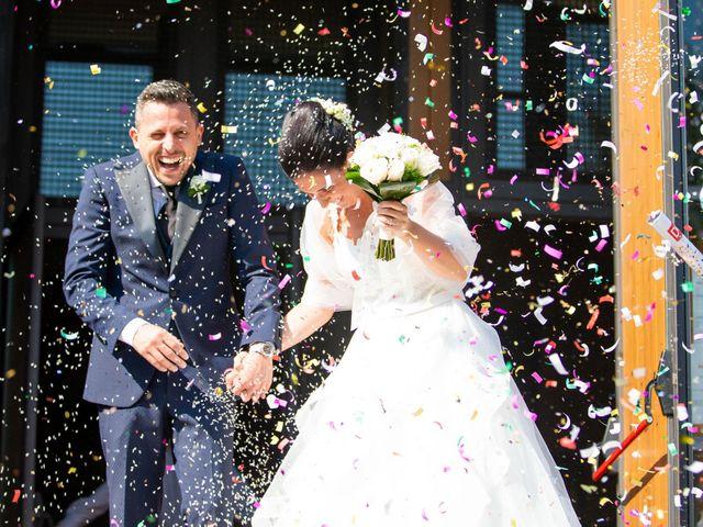 Il matrimonio di Andrea e Valeria a Brescia, Brescia 33