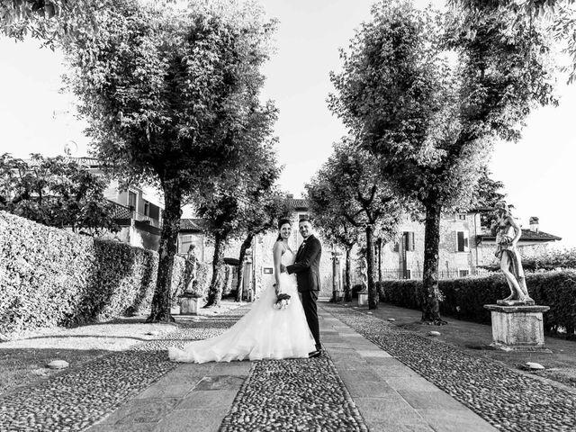 Il matrimonio di Andrea e Valeria a Brescia, Brescia 35