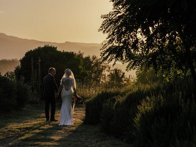 Le nozze di Noemi e Vincenzo