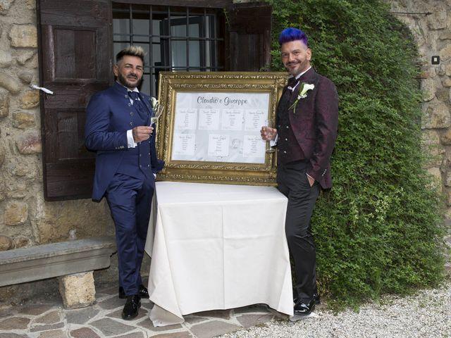 Il matrimonio di Giuseppe e Claudio a Monasterolo del Castello, Bergamo 12