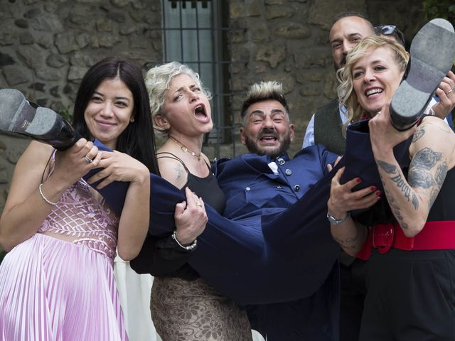 Il matrimonio di Giuseppe e Claudio a Monasterolo del Castello, Bergamo 38