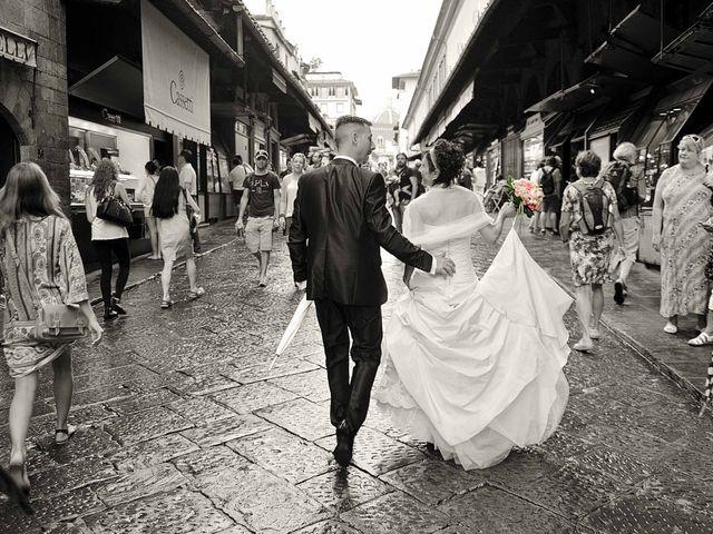Il matrimonio di Samuele e Marilena a Firenze, Firenze 7