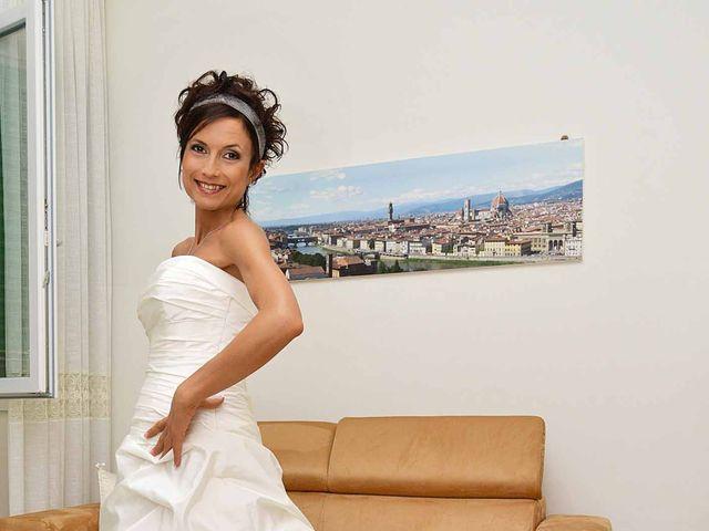 Il matrimonio di Samuele e Marilena a Firenze, Firenze 12