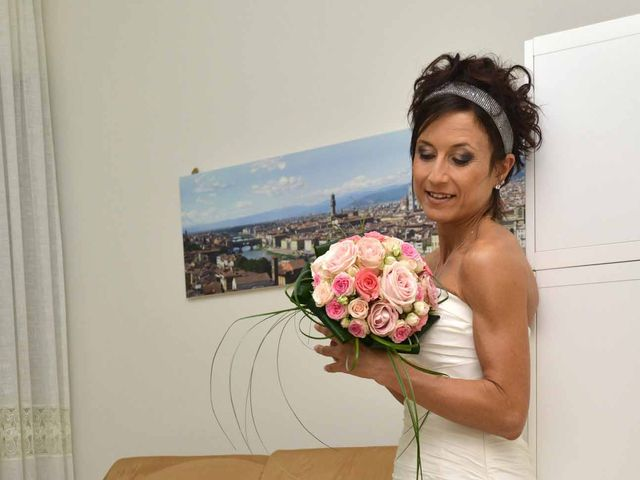 Il matrimonio di Samuele e Marilena a Firenze, Firenze 13