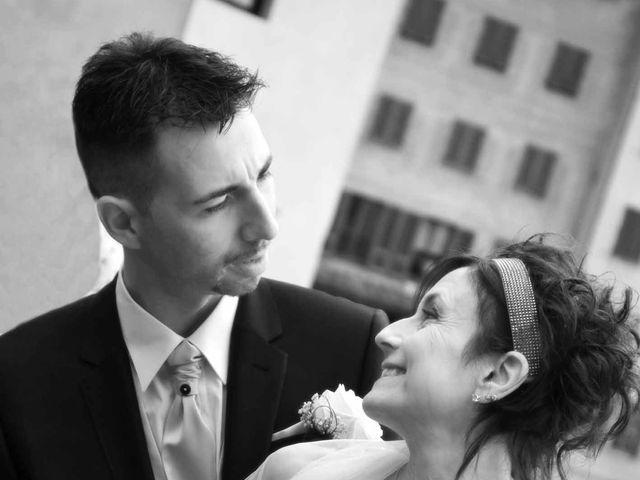 Il matrimonio di Samuele e Marilena a Firenze, Firenze 20
