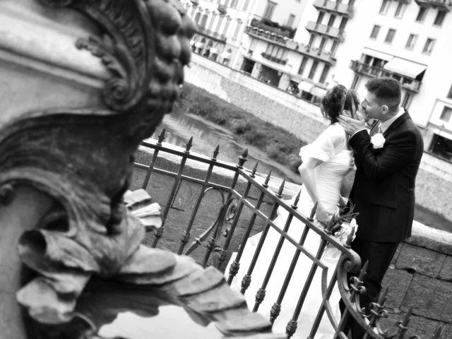 Il matrimonio di Samuele e Marilena a Firenze, Firenze 21
