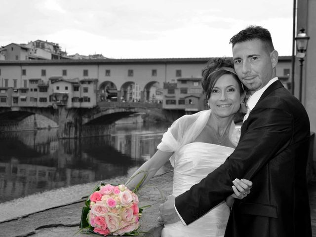 Il matrimonio di Samuele e Marilena a Firenze, Firenze 22