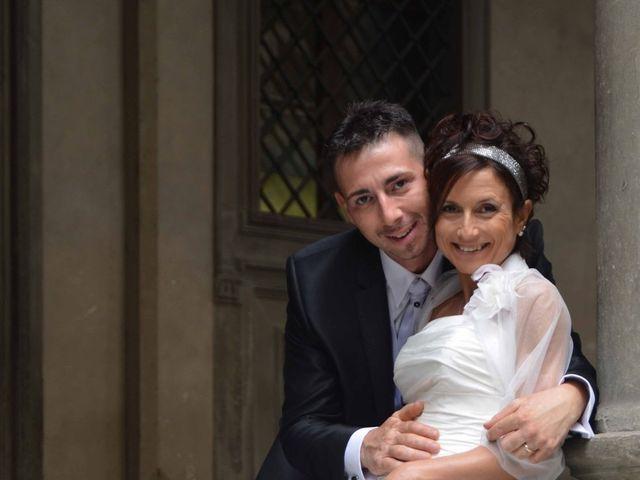 Il matrimonio di Samuele e Marilena a Firenze, Firenze 24