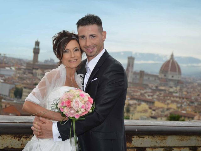 Il matrimonio di Samuele e Marilena a Firenze, Firenze 27