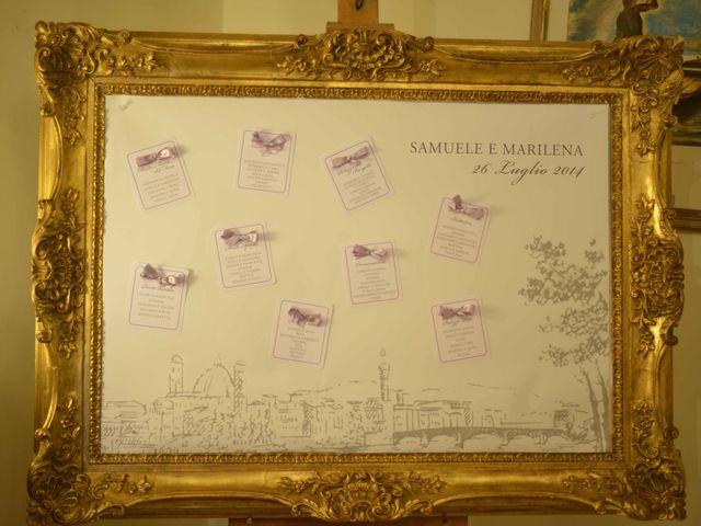 Il matrimonio di Samuele e Marilena a Firenze, Firenze 30