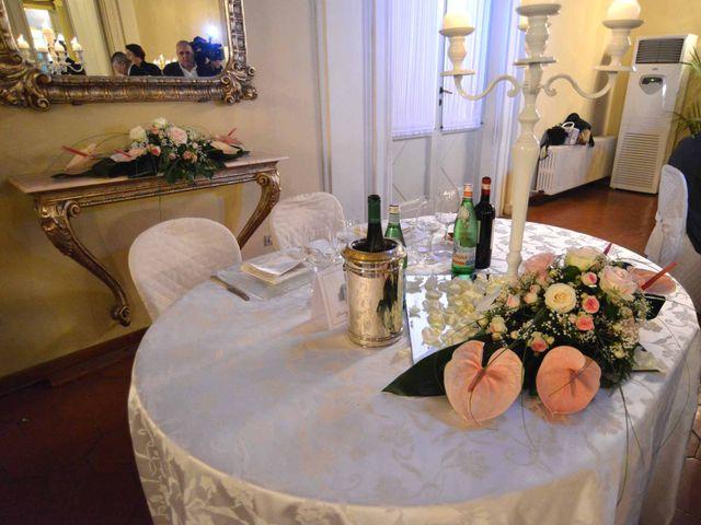 Il matrimonio di Samuele e Marilena a Firenze, Firenze 34