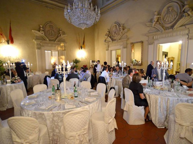 Il matrimonio di Samuele e Marilena a Firenze, Firenze 35