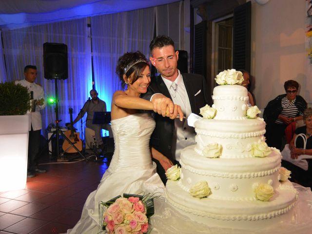 Il matrimonio di Samuele e Marilena a Firenze, Firenze 40