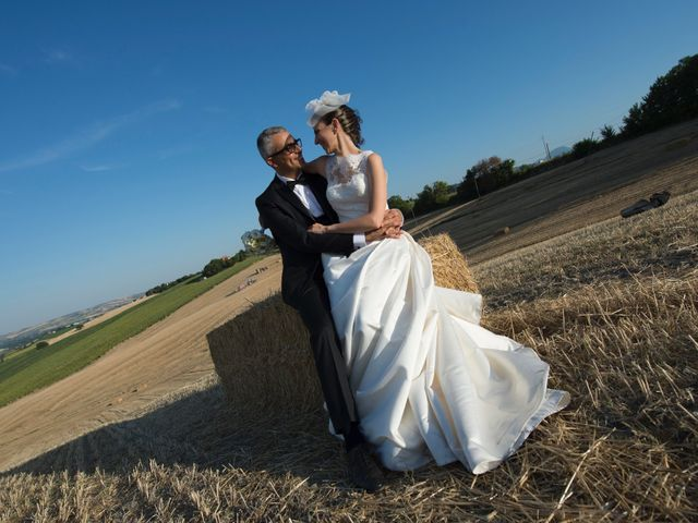 Il matrimonio di Vincenzo e Cinzia a Jesi, Ancona 1