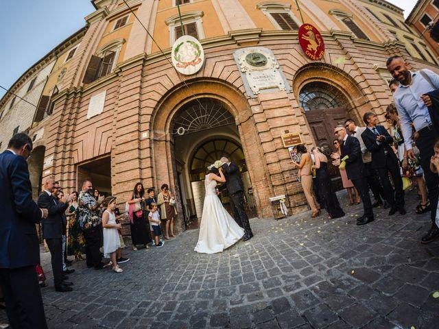 Il matrimonio di Vincenzo e Cinzia a Jesi, Ancona 5