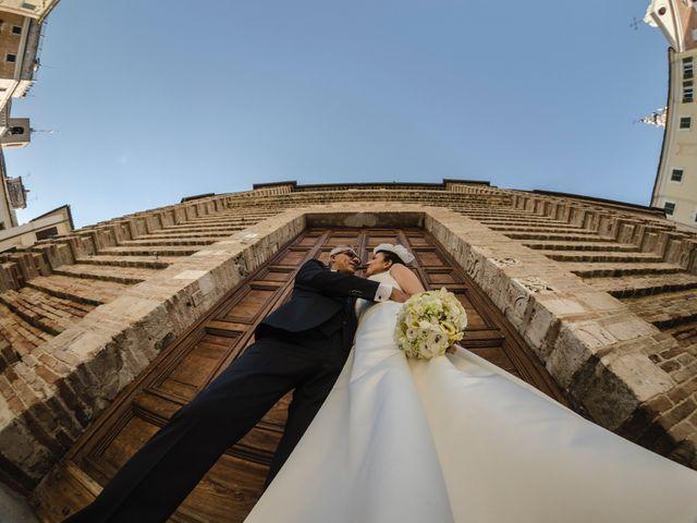 Il matrimonio di Vincenzo e Cinzia a Jesi, Ancona 6