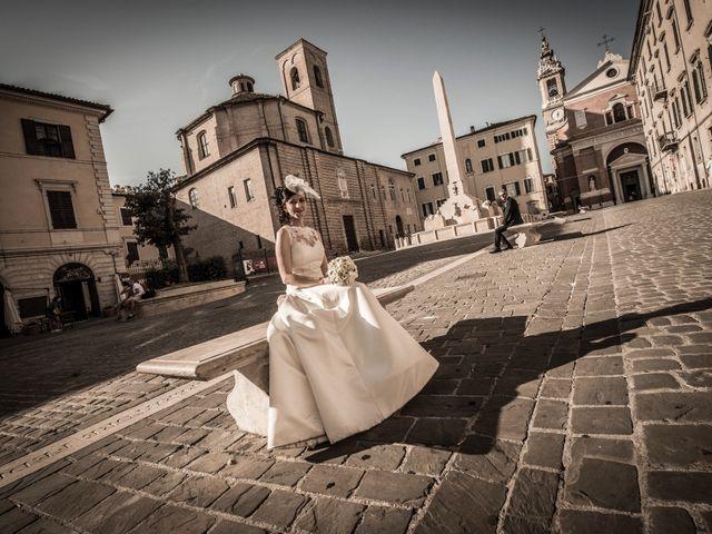 Il matrimonio di Vincenzo e Cinzia a Jesi, Ancona 7
