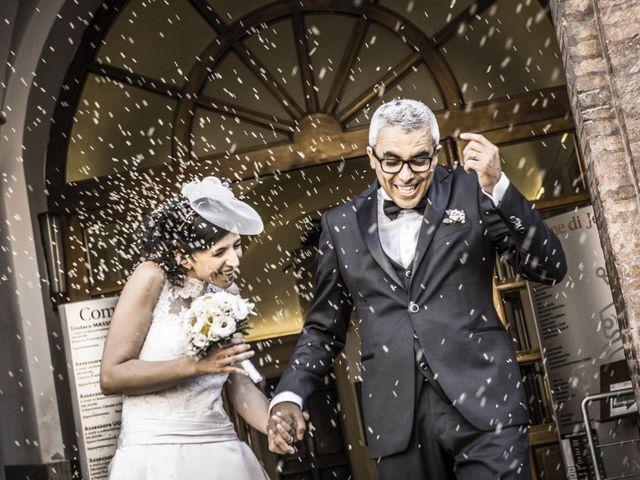 Il matrimonio di Vincenzo e Cinzia a Jesi, Ancona 9