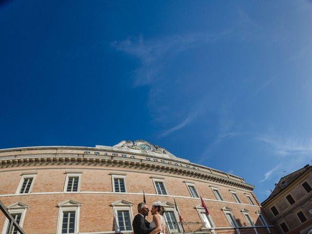 Il matrimonio di Vincenzo e Cinzia a Jesi, Ancona 18