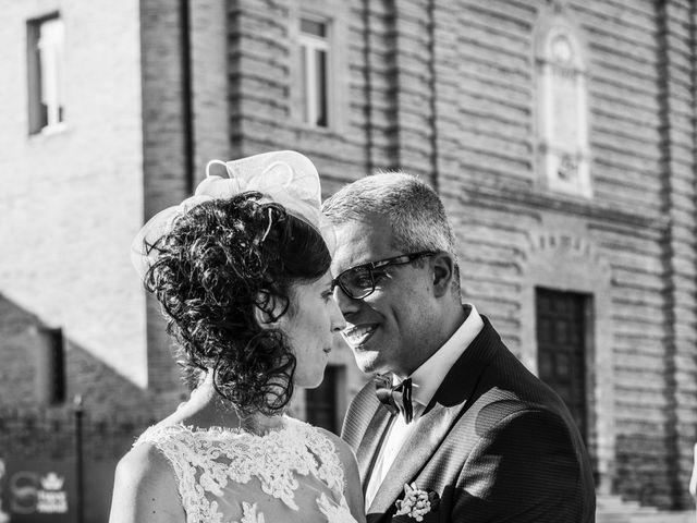 Il matrimonio di Vincenzo e Cinzia a Jesi, Ancona 21