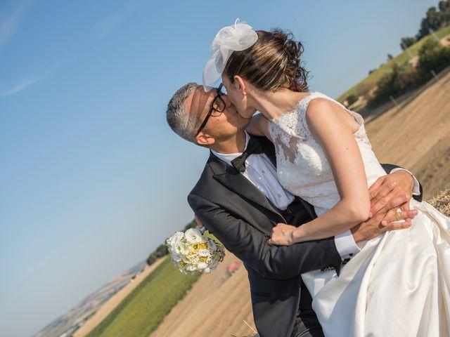 Il matrimonio di Vincenzo e Cinzia a Jesi, Ancona 27