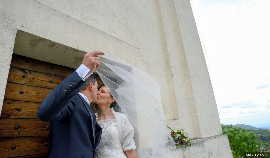 Il matrimonio di Gianpiero e Elisa a Coassolo Torinese, Torino