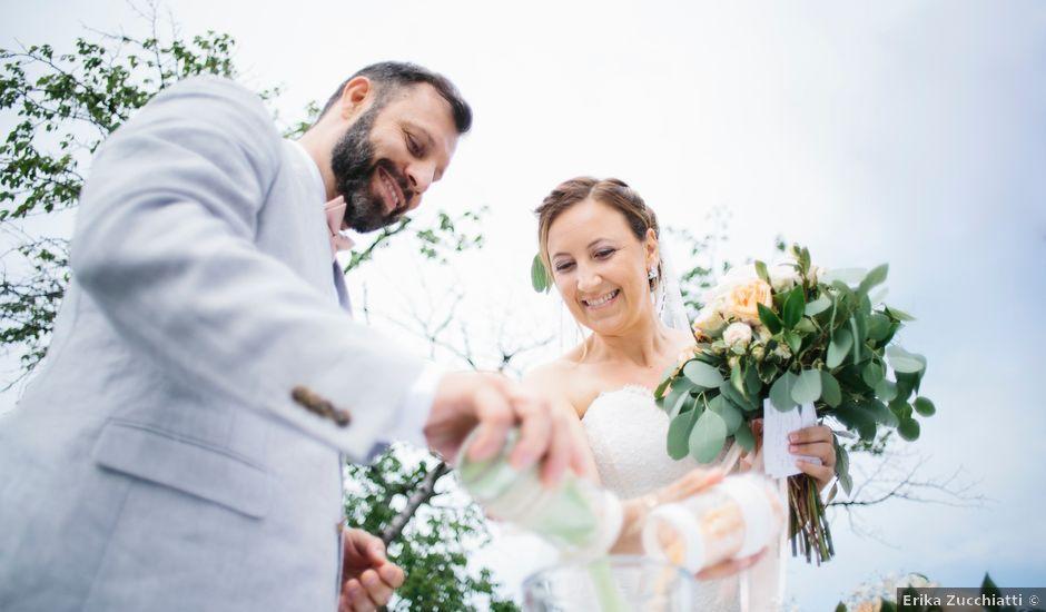 Il matrimonio di Simone e Francesca a San Floriano del Collio, Gorizia