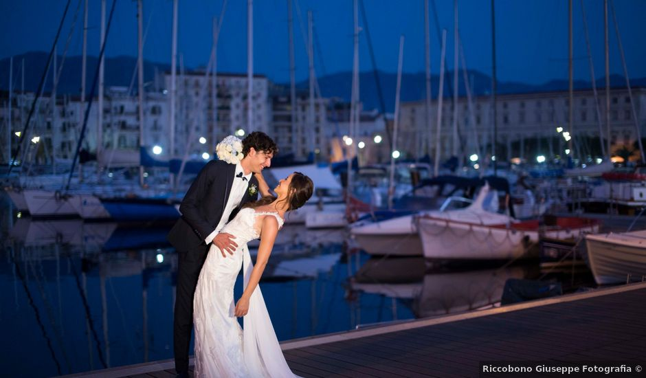 Il matrimonio di Roberto e Jessica a Palermo, Palermo
