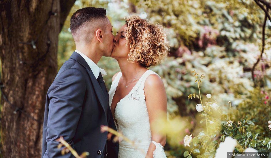 Il matrimonio di Michele e Martina a Tradate, Varese