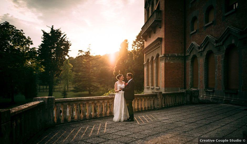 Il matrimonio di Daniele e Frine a Carcare, Savona